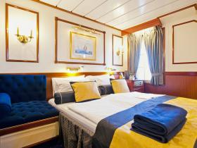 Category 1 Staterooms